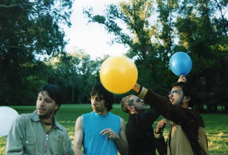 Estelares, con los globos