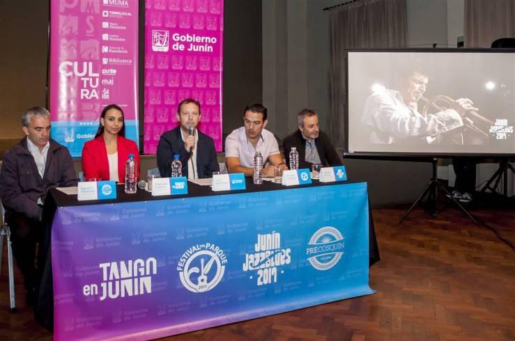 El Municipio presentó el Programa de Festivales Culturales 2017